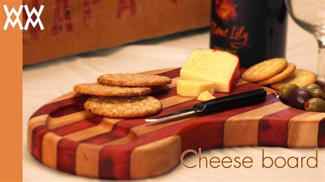 wooden cheese board     simple cutting