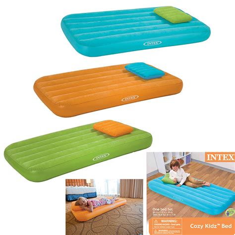 Intex Matelas Gonflable by Matelas Gonflable Airbed Pour Enfant