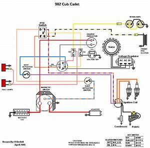 Cub Cadet Wiring Diagram Series 2000