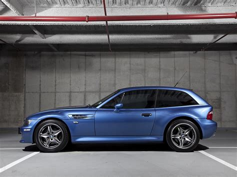 1998 Bmw Z3 M Coupe  Pictures, Information And Specs