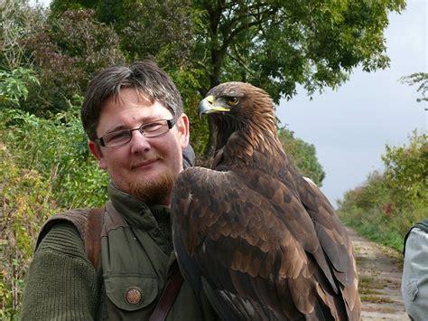 Falconry - Golden Eagle - Zbynek Lhotak - Breeding - Photos