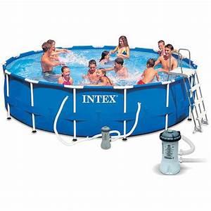 Piscine Tubulaire Intex : catgorie piscine page 3 du guide et comparateur d 39 achat ~ Nature-et-papiers.com Idées de Décoration