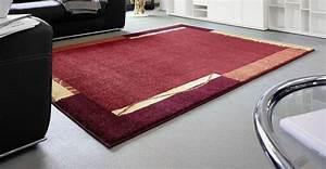 photos tapis de salon page 4 helloprofr With tapis bordeaux et beige
