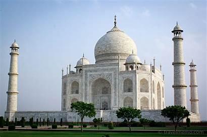 India Landmarks Historical Taj Mahal Travel Delhi