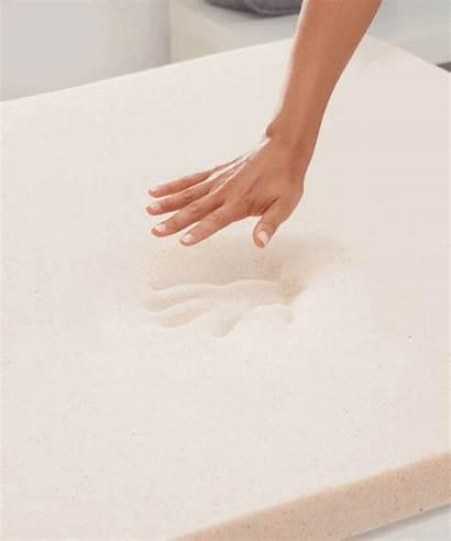 Foam Mattress Memory Topper Sleep Gel Studio