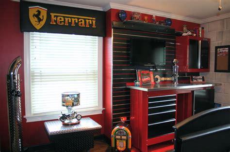 chambre garage antonio 39 s garage room éclectique chambre d 39 enfant