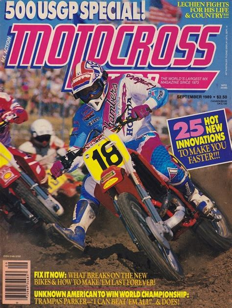 motocross action videos this week i take a look back at the year in motocross 1989