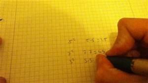 Quadratzahlen Berechnen : quadratzahlen und kubikzahlen berechnen so geht 39 s youtube ~ Themetempest.com Abrechnung