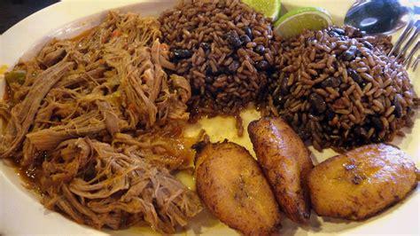 cuisine cubaine traditional cuban cuisine passport to iberostar dishes cuban