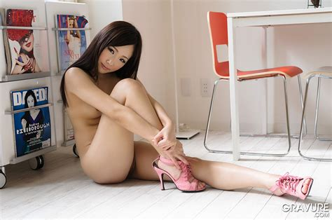 Teens In Japan Ai Mizushima Naked Japanese Teen From Gravure