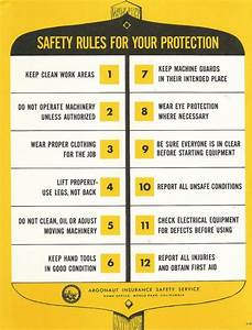 18 best safety rules images on Pinterest | Safety rules ...