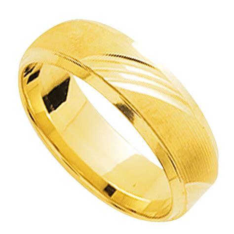 bague de mariage homme or jaune bague de fiancaille