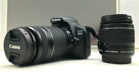 Canon EOS 1300D Price in India, Specification, Features