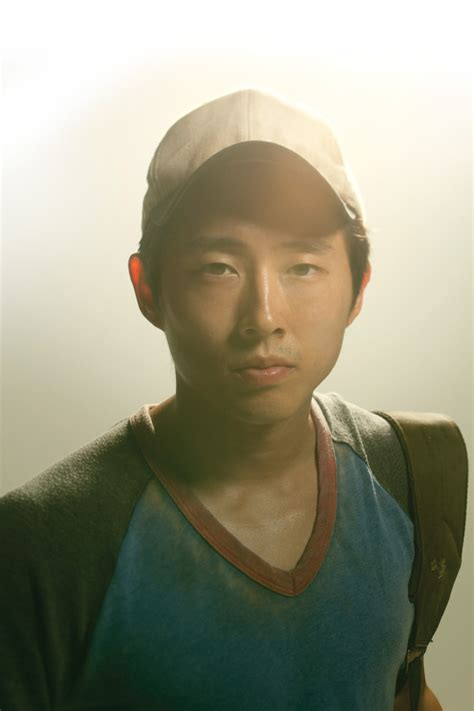 Glenn is not in the episode's in memoriam on the talking dead and, apparently, steven yeun recently signed a new deal on the walking dead. FTN interviews Actor Steven Yeun who plays Glenn in The ...