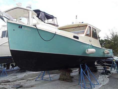 baum lobster boat   sale   boats
