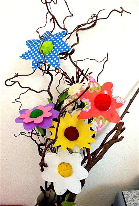 bastelideen sommer kindergarten pflanzen meine enkel und ich