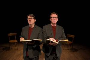 The Notebook By Forced Entertainment At Battersea Arts