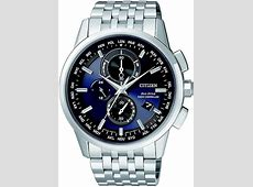 Citizen AT811061L EcoDrive Global Radio Controlled