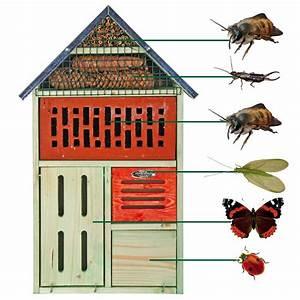 Abri à Insectes : h tel insectes abri pour les insectes du jardin ~ Premium-room.com Idées de Décoration