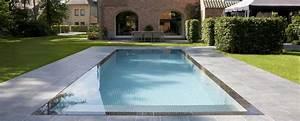 Piscine A Débordement : constructeur piscine d bordement piscine du nord ~ Farleysfitness.com Idées de Décoration