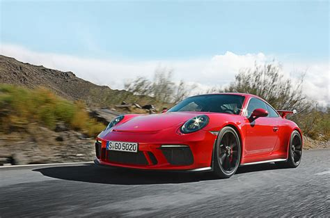 new porsche a ride in the new porsche 991 2 gt3 7 things we learned
