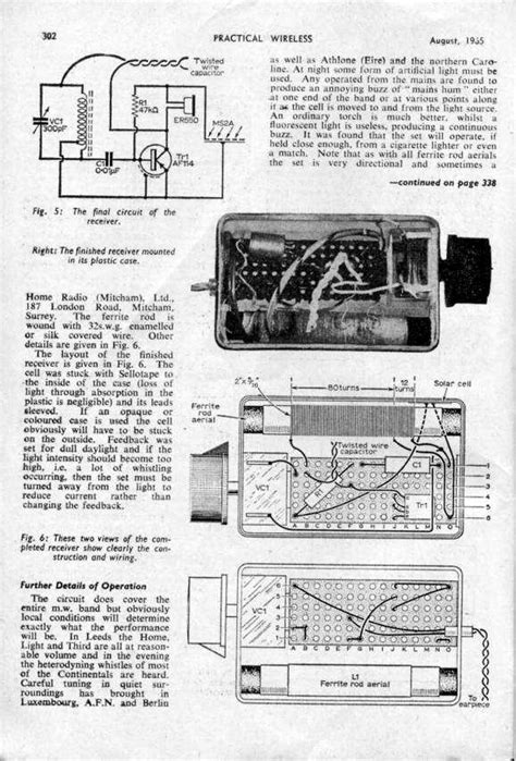 Nuclear Powered Transistor Radio Page The