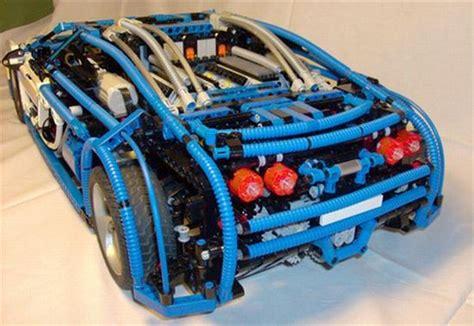 Lego Blocks For Making Bugatti Veyron