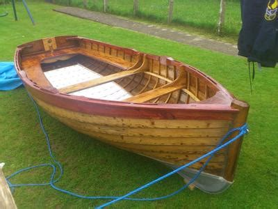 Punt Drift Boat by 12ft Clinker Punt