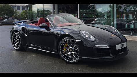 Picking Up My New Car (porsche 911 Turbo S)