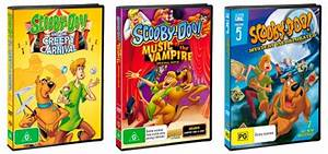 Scooby Doo Live Musical Mysteries Giveaway Planning
