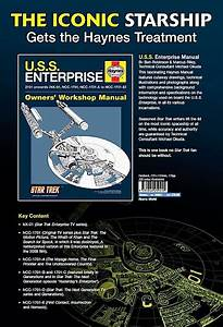 Le Guide Haynes Uss Enterprise Owner Manual