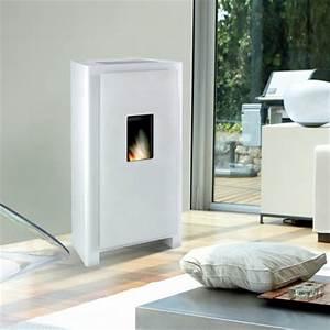 Poele A Granules Design Contemporain : poele a pellet contemporain ~ Premium-room.com Idées de Décoration