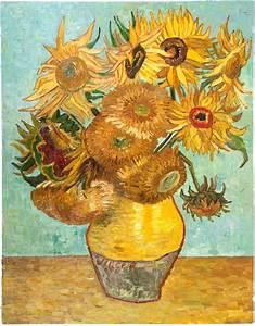 Vase with Twelve Sunflowers reproduction | Van Gogh Studio