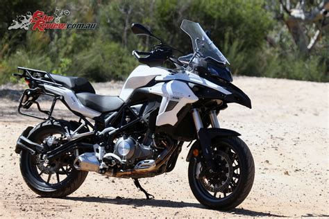 Review Benelli Trk 502x by Review 2018 Benelli Trk 502 Lams Bike Review
