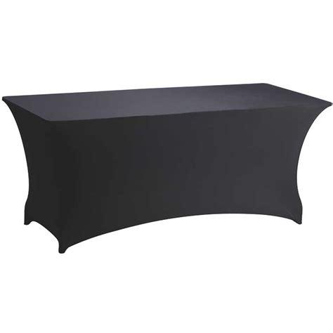 housse table de pliante nappe unie m1 en 3 coloris pour table pliante duralight 183 cm doublet
