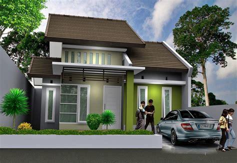 aneka model  desain rumah minimalis bongpropertycom