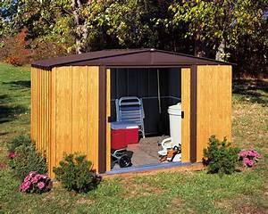 Abri De Jardin Demontable : abri de jardin arrow wl108 ~ Nature-et-papiers.com Idées de Décoration