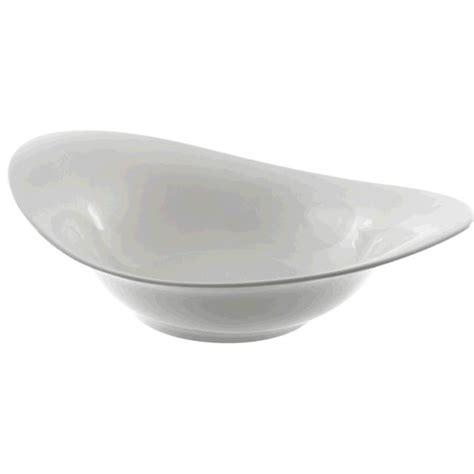 white swoop bowl    oz rentals portland