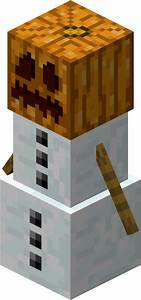 Snow Golem - Minecraft Wiki