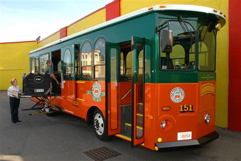 Old Town Trolley Tours of DC Accessibility Services