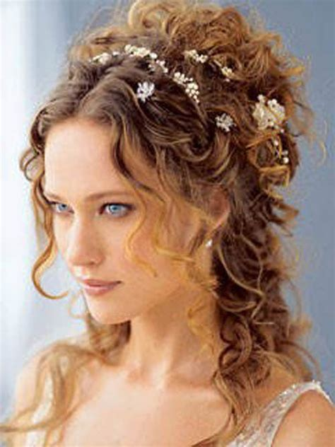 hair long curly prom hairstyles