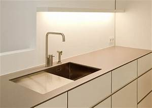 Arbeitsplatte Mit Integriertem Waschbecken : die besten 17 ideen zu k chensp len auf pinterest ~ Michelbontemps.com Haus und Dekorationen