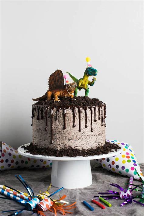 dinosaurier kuchen selber machen rezept und ideen fuer