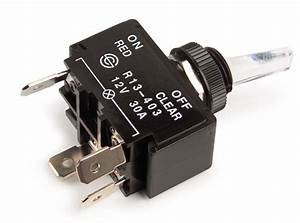 82-2113 - Toggle Switch