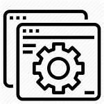 Application Program Custom Icon Feature Icons Data