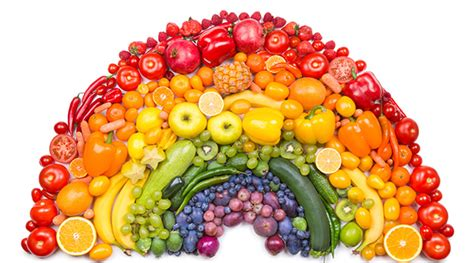 how a rainbow diet helps prevent cancer