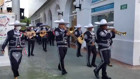 Masked Mariachi Band Celebrates Mexican Independence Day