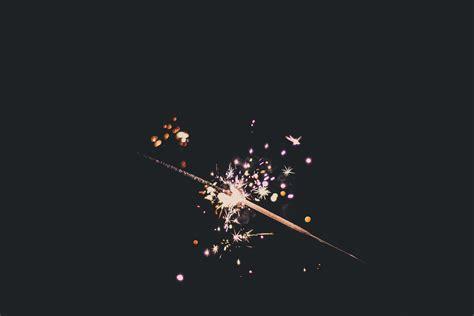 images light dark sparkler firework spark