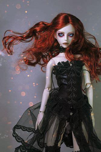 Pin Van Faerylynn Op Gothic And Dark Dolls Poppenhuis Zwart