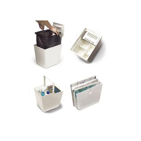 tiroir poubelle cuisine poubelle cuisine pour tiroir de 1200 mm 3 bacs 48l